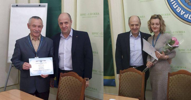 На Буковині кращим міграційникам вручили подяки Міністра МВС та Голови ДМС України