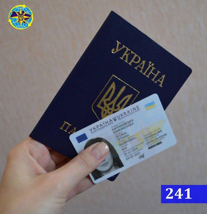 Кіровоградщина: напередодні та у день місцевих виборів 241 громадянин отримав свій паспорт